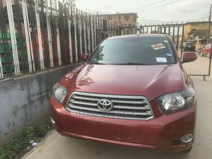 Toyota Highlander 2008 Red | Cars for sale in Lagos State, Isolo