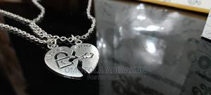 I Love U Two Piece Necklace   Jewelry for sale in Abuja (FCT) State, Wuse 2