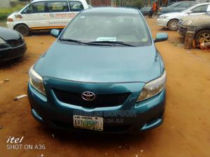 Toyota Corolla 2010 Green | Cars for sale in Delta State, Oshimili South