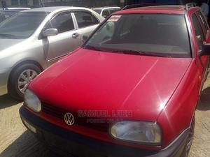 Volkswagen Golf 1998 2.0 4Motion Red | Cars for sale in Niger State, Suleja