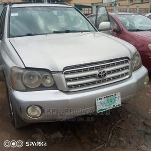 Toyota Highlander 2004 Gold | Cars for sale in Lagos State, Ikotun/Igando