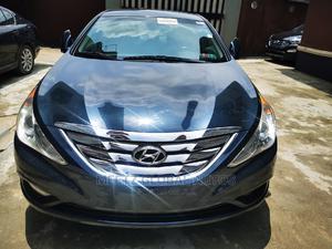 Hyundai Sonata 2011 Black | Cars for sale in Lagos State, Yaba
