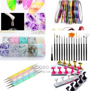 Nail Art Starters Kit | Arts & Crafts for sale in Delta State, Warri