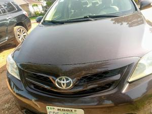 Toyota Corolla 2012 Brown | Cars for sale in Abuja (FCT) State, Galadimawa