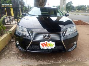 Lexus ES 2013 Black | Cars for sale in Lagos State, Ilupeju