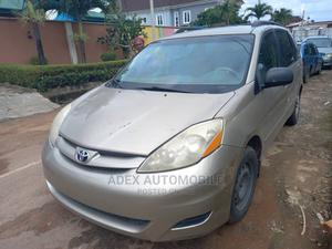 Toyota Sienna 2008 Gold | Cars for sale in Lagos State, Magodo