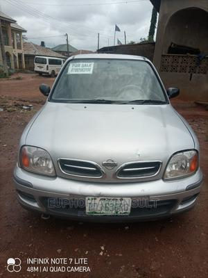 Nissan Micra 2002 Silver | Cars for sale in Oyo State, Ibadan