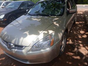 Honda Accord 2003 2.4 Automatic Gold | Cars for sale in Kaduna State, Chikun