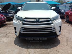 Toyota Highlander 2019 White   Cars for sale in Kaduna State, Kaduna / Kaduna State