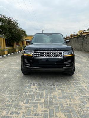 Land Rover Range Rover Vogue 2013 Black | Cars for sale in Lagos State, Lekki