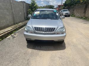 Lexus RX 2001 300 Silver | Cars for sale in Lagos State, Agege