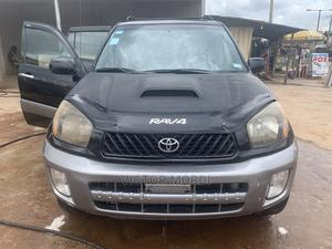 Toyota RAV4 2003 Automatic Black | Cars for sale in Lagos State, Abule Egba
