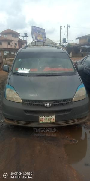 Toyota Sienna 2005 CE Green | Cars for sale in Edo State, Benin City