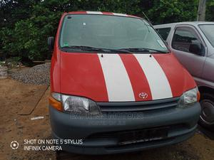 Toyota Hiace 2004 Red | Buses & Microbuses for sale in Lagos State, Apapa