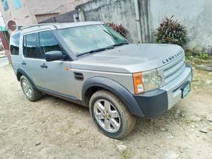 Land Rover Lr3 2006 SE Silver | Cars for sale in Rivers State, Port-Harcourt