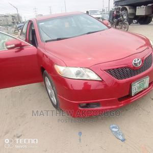 Toyota Camry 2007 Red | Cars for sale in Lagos State, Ajah