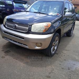 Toyota RAV4 2006 Black | Cars for sale in Lagos State, Alimosho