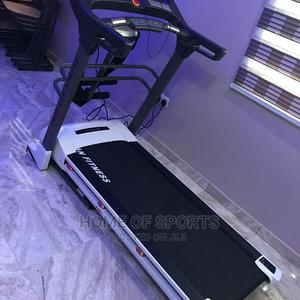 Brand New 2.5hp Treadmill With Massager, Mp3 Inclind   Sports Equipment for sale in Lagos State, Surulere