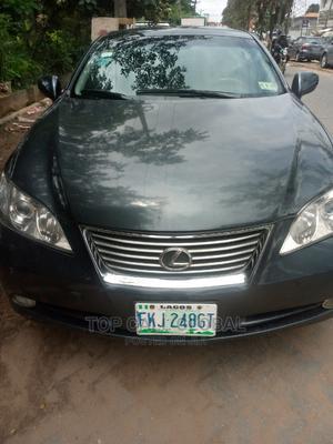 Lexus ES 2008 350 Gray | Cars for sale in Lagos State, Ojodu