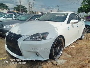 Lexus IS 2010 250 White   Cars for sale in Lagos State, Apapa