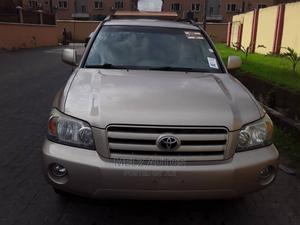 Toyota Highlander 2006 Gold   Cars for sale in Lagos State, Ikeja