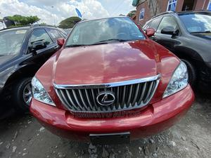 Lexus RX 2009 350 4x4 Red   Cars for sale in Lagos State, Apapa