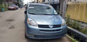 Toyota Sienna 2005 XLE Blue | Cars for sale in Lagos State, Surulere