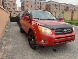 Toyota RAV4 2007 Red | Cars for sale in Lagos State, Ikeja