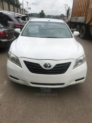 Toyota Camry 2008 2.4 LE White   Cars for sale in Lagos State, Ikeja
