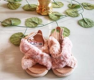 Zara Fur Sandals   Children's Shoes for sale in Lagos State, Surulere
