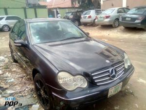 Mercedes-Benz C200 2004 Blue | Cars for sale in Lagos State, Yaba