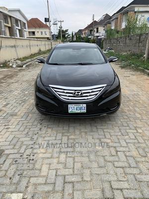 Hyundai Sonata 2011 Black   Cars for sale in Lagos State, Lekki