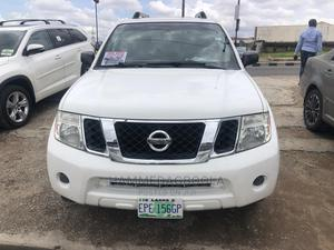 Nissan Pathfinder 2009 LE 4x4 White | Cars for sale in Lagos State, Ikeja