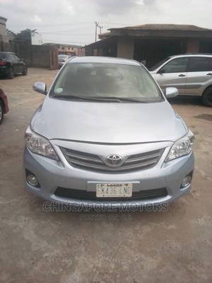 Toyota Corolla 2012 Silver | Cars for sale in Lagos State, Ikorodu