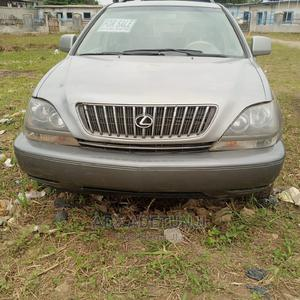 Lexus RX 2002 300 4WD Gray | Cars for sale in Lagos State, Amuwo-Odofin