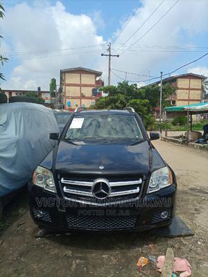 Mercedes-Benz GLK-Class 2010 350 4MATIC Matt Black   Cars for sale in Lagos State, Amuwo-Odofin