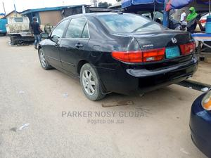 Honda Accord 2004 Automatic Black   Cars for sale in Rivers State, Port-Harcourt