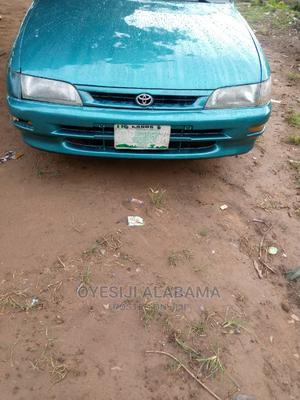 Toyota Corolla 1999 Liftback Green   Cars for sale in Kwara State, Ilorin West