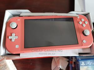 Nintendo Switch Lite Console   Video Game Consoles for sale in Lagos State, Agege