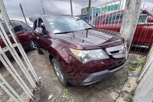 Acura MDX 2009 Red | Cars for sale in Lagos State, Ikeja