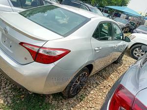 Toyota Corolla 2014 Silver   Cars for sale in Abuja (FCT) State, Garki 2