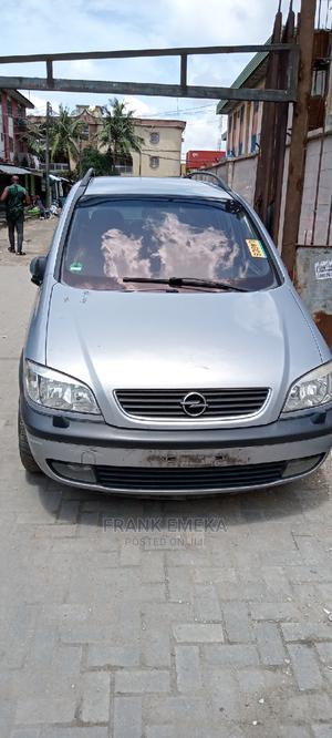Opel Zafira 2001 2.0 Silver | Cars for sale in Lagos State, Apapa
