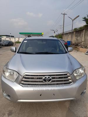 Toyota Highlander 2008 4x4 Silver   Cars for sale in Lagos State, Lekki
