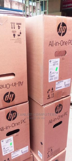 New Desktop Computer HP AiO 22 4GB Intel Core I3 HDD 1T | Laptops & Computers for sale in Lagos State, Ikeja