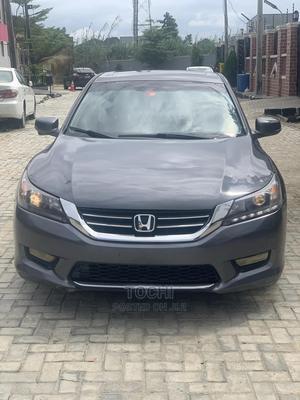 Honda Accord 2013 Gray   Cars for sale in Lagos State, Lekki