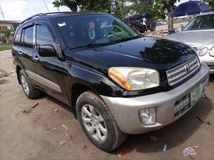 Toyota RAV4 2002 Automatic Black | Cars for sale in Lagos State, Amuwo-Odofin