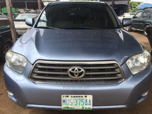 Toyota Highlander 2008 Blue   Cars for sale in Lagos State, Ojodu