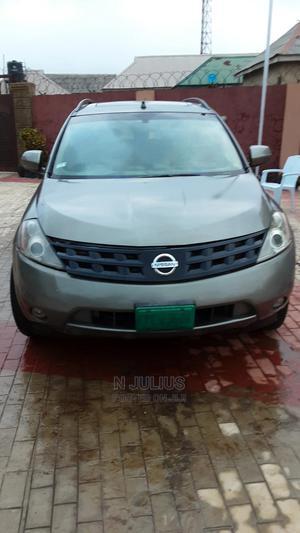 Nissan Murano 2004 SL AWD Gray | Cars for sale in Lagos State, Ikorodu