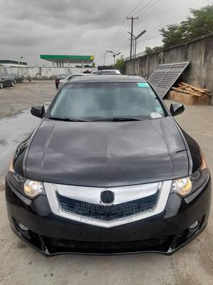 Acura TSX 2010 Black | Cars for sale in Lagos State, Lekki