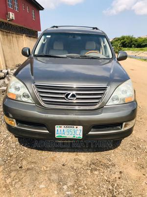 Lexus GX 2006 470 Sport Utility Gray   Cars for sale in Lagos State, Ikeja